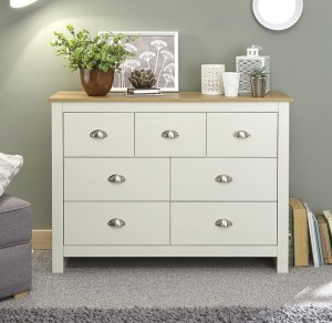 Lancashire Cream Bedroom Furniture