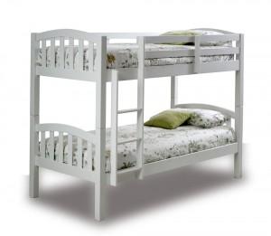 Myanmar White Bunk Bed