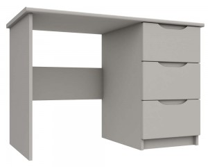 Cashmere Grey High Gloss Dressing Table