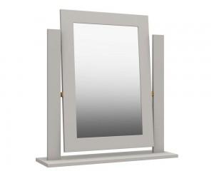 Cashmere Grey High Gloss Mirror