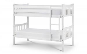Zenith White Bunk Bed